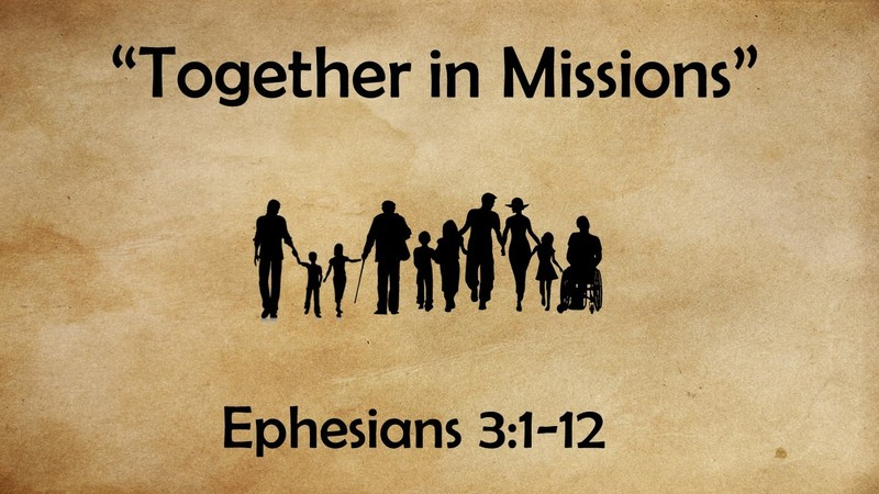 Together in Missions