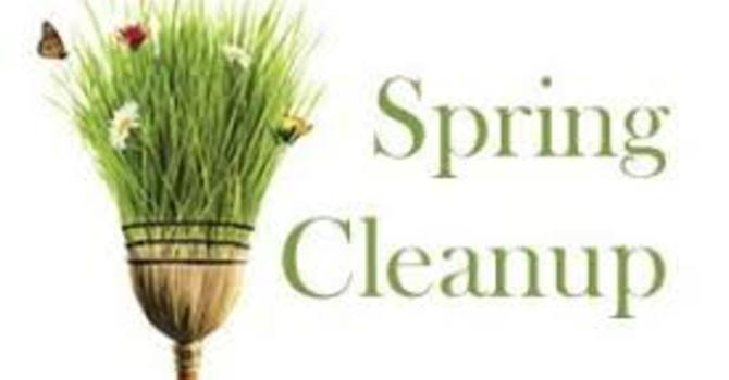 Spring Cleanup image