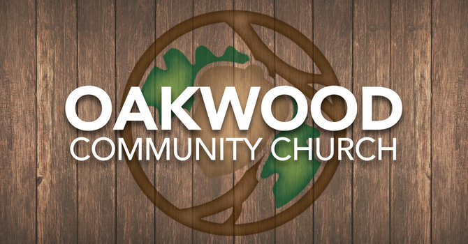 Oakwood's OUTDOOR Service Cancelled for 7/19 due to weather - Worship Live Online at 10am or 11:30am!
