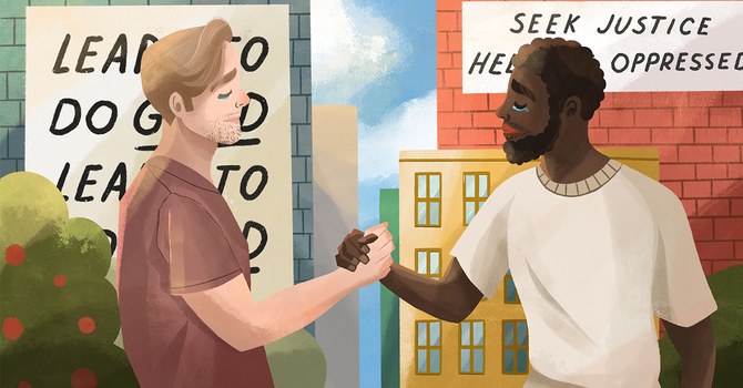 Ears to Hear: Racial Injustice image
