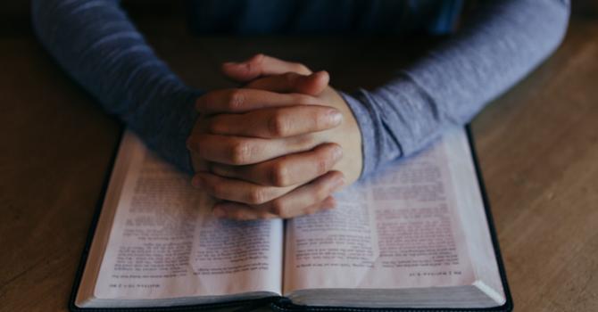Men's Prayer & Bible Study