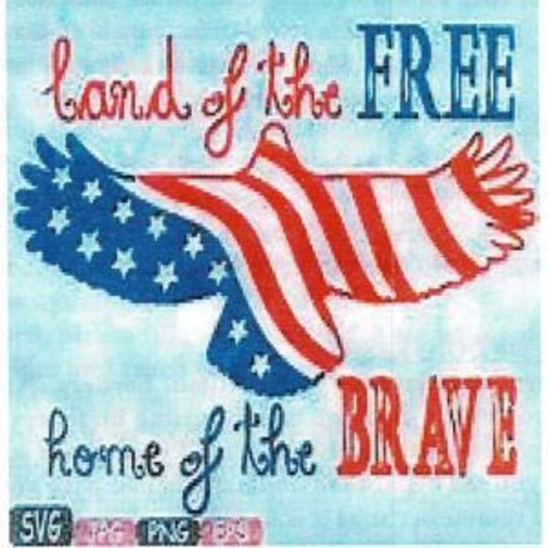 """Land of the Free, Home of the Brave"""