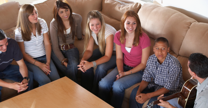 Youth Group (12 years +)