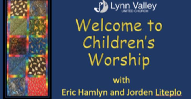 Childrens Worship