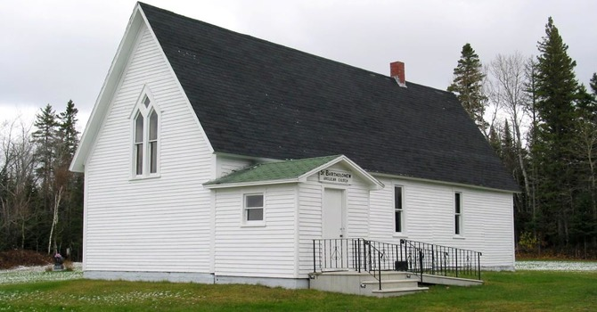 Former St. Bartholomew's, Birch Ridge