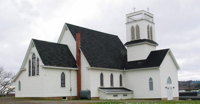 Former St. George's Church, Plaster Rock