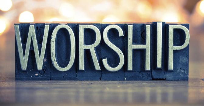 Sunday Early Morning Worship
