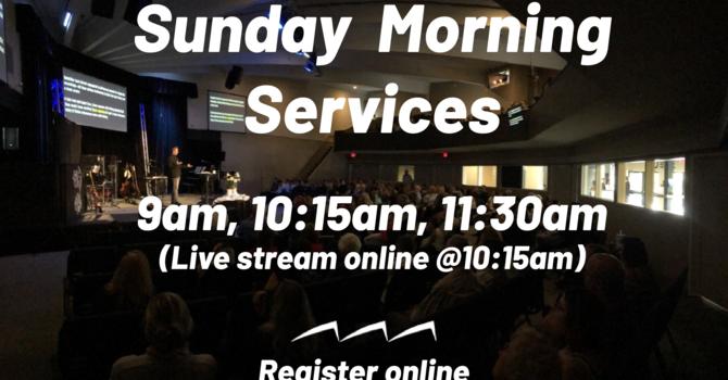 9am in-person Service