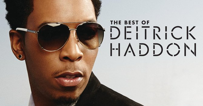 DEITRICK HADDON HOPS ABOARD THE LIVE STREAM AS HOST... image
