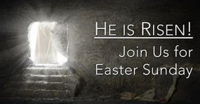 Easter Sunday TBA