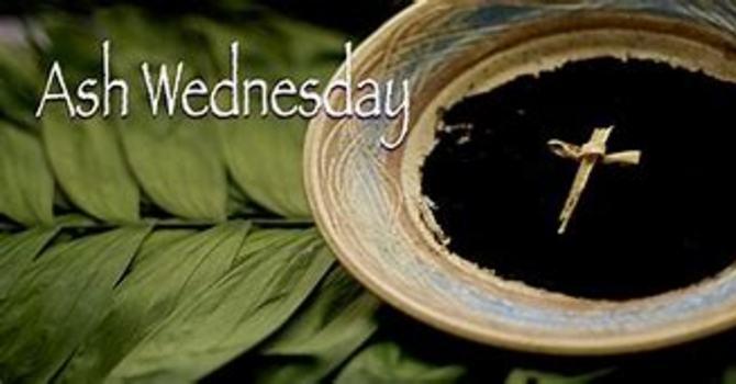 Ash Wednesday TBA