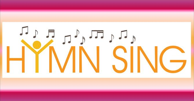 Hymn-Sing TBA