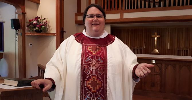 Pentecost Sermon image
