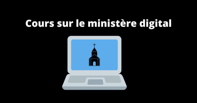Cours avec l'université d'Ambrose - Un ministère en ligne efficace image