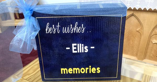 A Fond Farewell to Fr. Ellis
