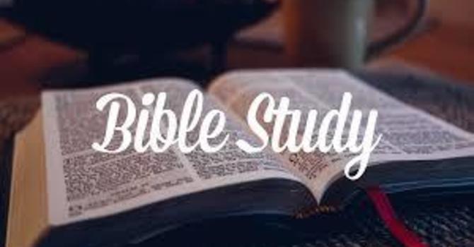 Midweek Bible Study image