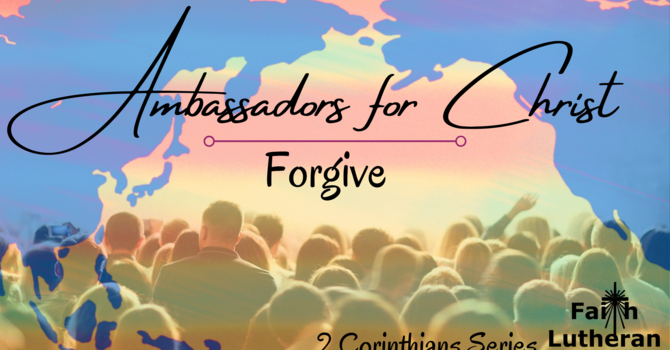 Ambassadors for Christ