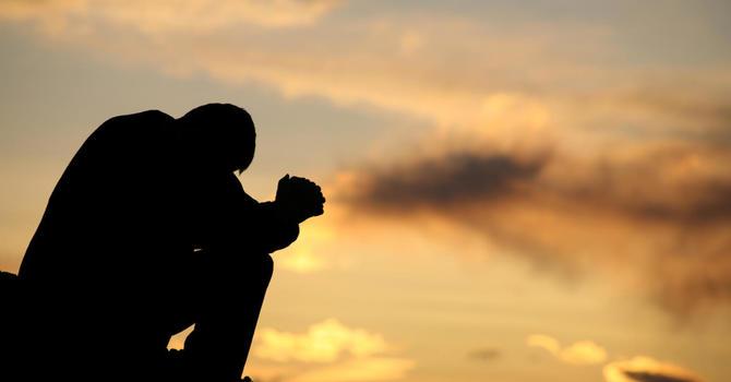 Prayer - God's Desire  image