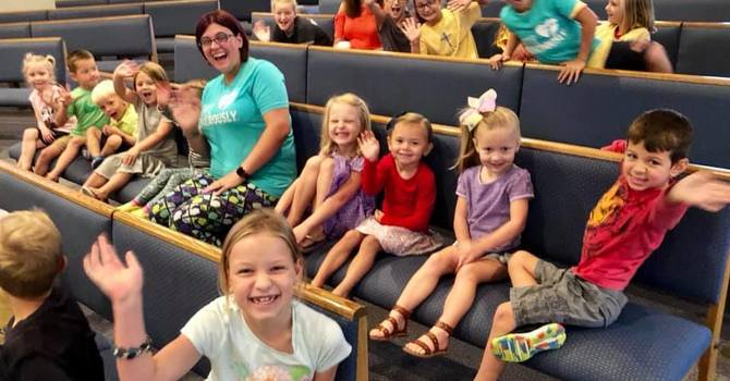 August Children's Ministry Update image