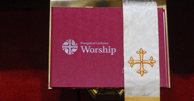 Sunday Order of Worship