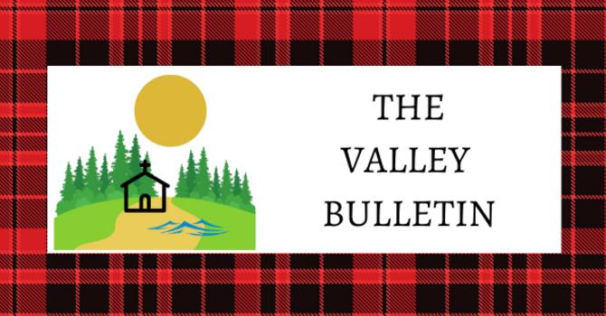 Valley Bulletin July 26, 2020 image