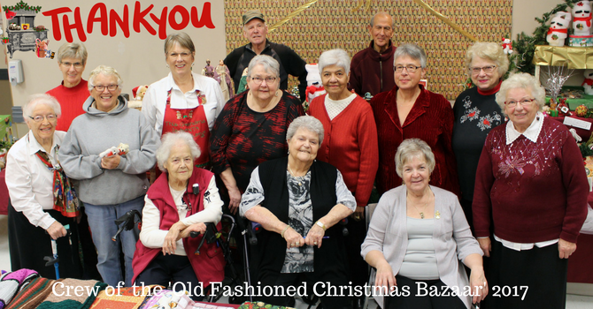 Christmas Bazaar 2017 - What a Success! image