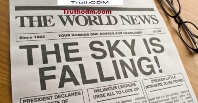 The Sky Is Falling   天塌了