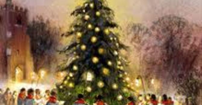 "WPGUC Sings ""We Wish You A Merry Christmas"" in Mandarin image"