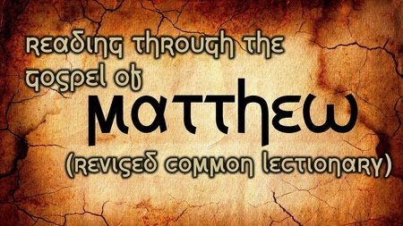 Reading Through Matthew