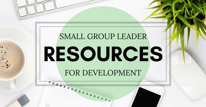 Resources for Leaders