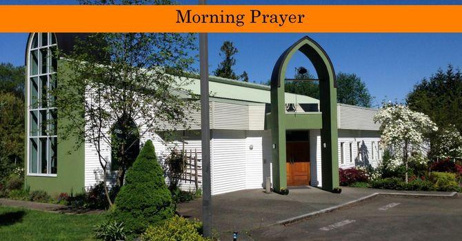26 July - Morning Prayer