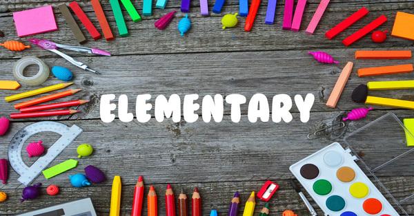 Sunday School - Elementary