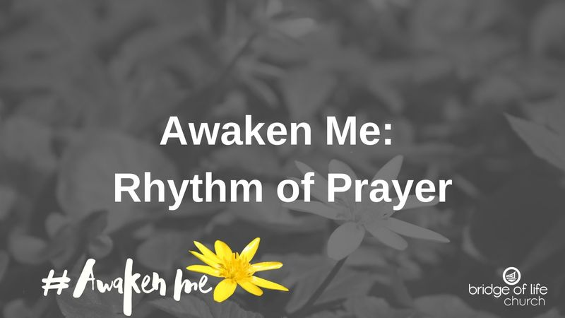 Awaken Me: Rhythm Of Prayer