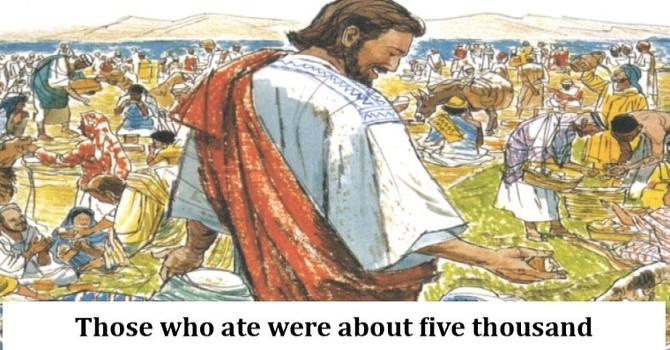 Worship Service Bulletin - Ninth Sunday after Pentecost image