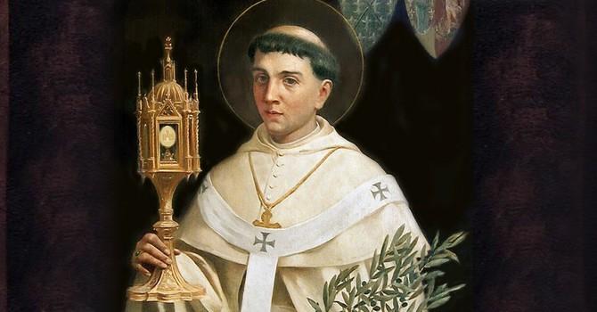 Feast of Saint Norbert Celebration of our parish's Patron Saint image