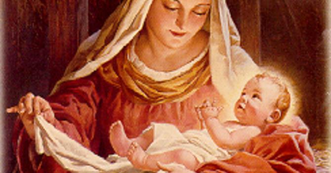 """24 déc 2019 """"Messe de la Nuit de Noël"""" - 22h00 (10 pm)-chants débutent à 21h30  image"""