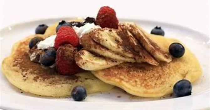 Pancake Breakfast -  April 5th, 2020 - Noon / Déjeuner aux crèpes - 12h00 image