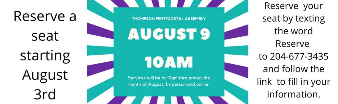 Thompson Pentecostal Assembly