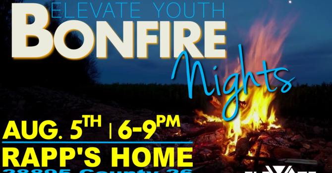 Elevate Youth Bonfire
