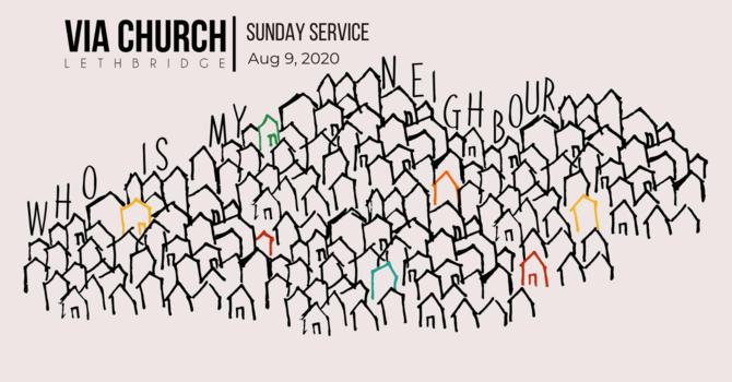 Register for Sunday Service - Aug 9, 2020