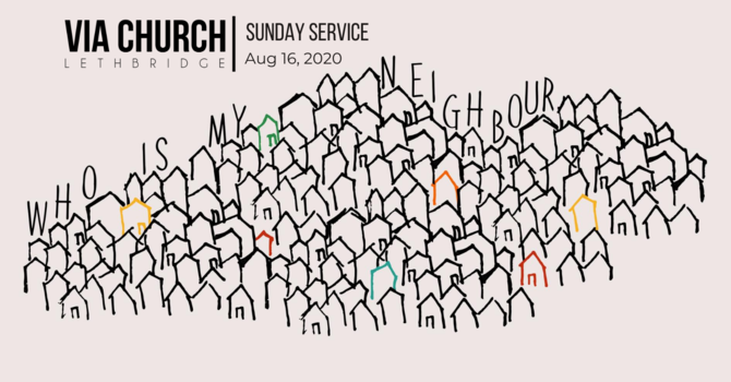 Register for Sunday Service - Aug 16, 2020