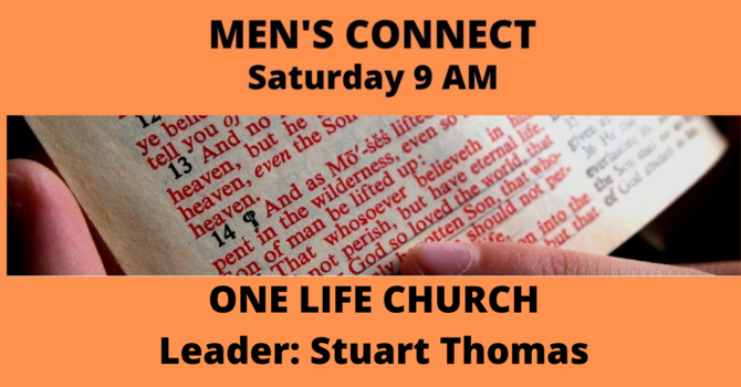 Men's Connect Saturday
