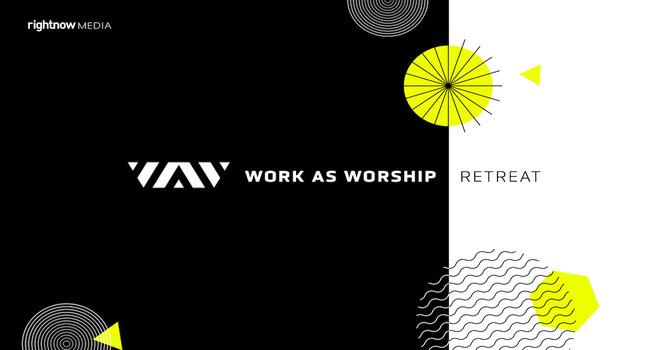 Work as Worship Simulcast image