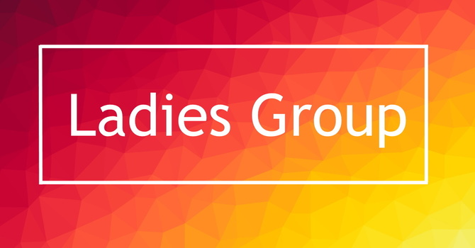 Ladies Group Meet Up