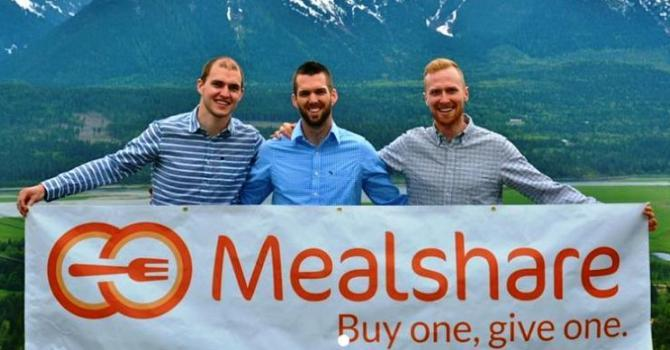 Mealshare gets Vancouver boost image