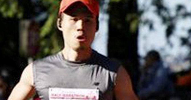 I will run for a good cause... image