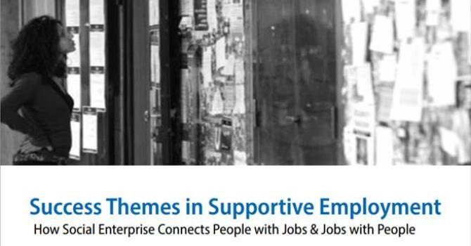 Success Themes in Supportive Employment image