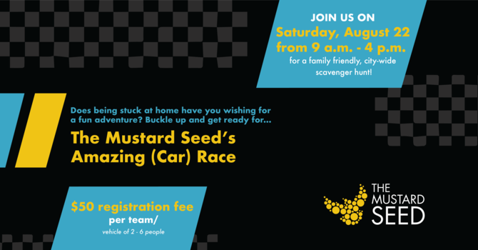 Mustard Seed's Amazing (Car) Race