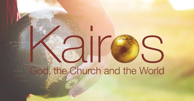 Kairos - God, the Church and the World image