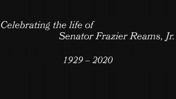 Celebration of Life Service - Frazier Reams, Jr.